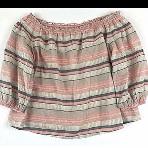 Aerie off the shoulders blouse size small